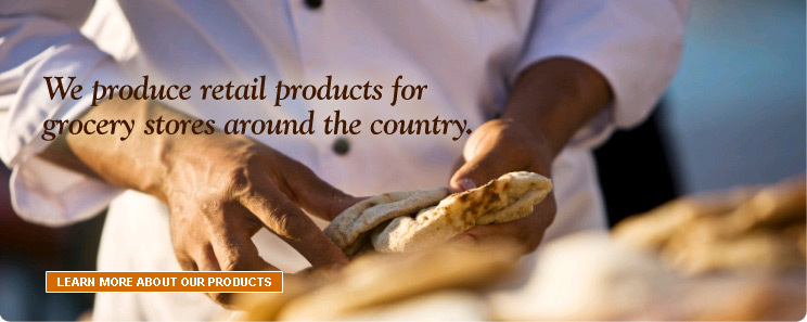 We produce retail products for grocery stores around the country.